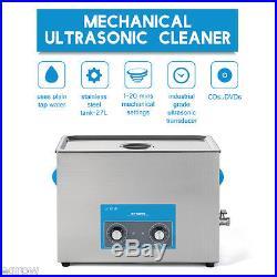 27L Professionnel Nettoyeur à Ultrasons Pour Nettoyage Montre Ultrasonic Cleaner