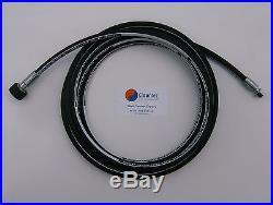 30 Mètres MacAllister MPWP140G Type Nettoyeur Haute Pression Tuyau De Rechange