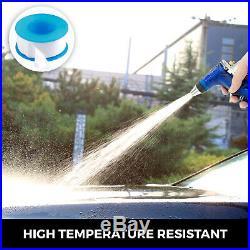 60M Tuyau de Nettoyeur Haute Pression de Nettoyage Laveuse 4500PSI Flexible