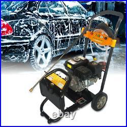 7,5CV 170Bar Nettoyeur Haute Pression OHV moteur à Essence très Puissant 3600RPM