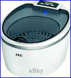 AEG USR 5659 Nettoyant par ultrasons Capacité 600 ml inclus plusieurs supports