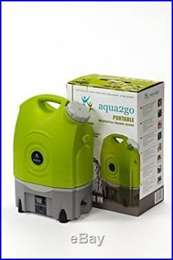 Aqua2go GD70 nettoyeurs haute pression avec Li piles et réservoir d'eau 12 VOLTS
