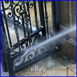 Bakaji 2830783 Nettoyeur Haute Pression Electrique de 1500 W Email, Voiture