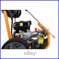 Benzin-Hochdruckreiniger 7 Ps 220 BAR Essence Nettoyeur Haute Pression Avec