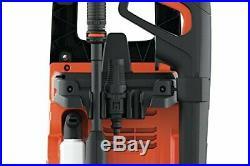 Black+Decker BXPW1600PE Nettoyeur Haute Pression avec Patio Cleaner et bros