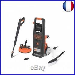 Black+Decker BXPW2200PE Nettoyeur Haute Pression avec Patio (2200 W 150 bar)