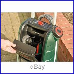 Bosch 18V Piles Nettoyeurs Haute Pression Fontus avec 1x 2,5 Ah Batterie