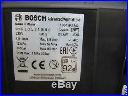 Bosch DIY Nettoyeurs Haute Pression Advancedaquatak 160 Eau Froide 2600W Facture