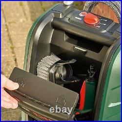 Bosch Fontus Nettoyeur Haute Pression + À L' 1830 Cv Chargeur Pour Batteries