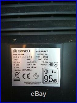Bosch Nettoyeur Haute-Pression AQT 45-14 X 2 100 W, Fexible Haute Pression