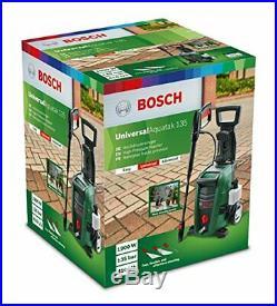 Bosch Nettoyeur haute pression eau chaude UniversalAquatak 135 1900W décapeur
