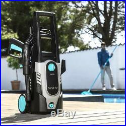 Cecotec Hidroboost 1400 Easymove Nettoyeur Haute Pression, Puissant & Portable