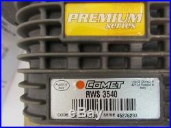 Comet 6518.1101.00, Rws 3540 Solide Arbre, Premium Séries Nettoyeur Haute Pression