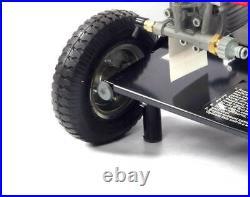 Essence Haute Pression 3500PSI Nettoyant de Surface Nettoyeur à Jet Vapeur Max