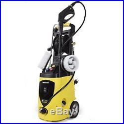 Greencut JET-3800 Nettoyeur haute pression electrique 3800 PSI Jaune