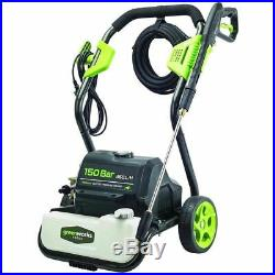 Greenworks Nettoyeur à Haute Pression Electrique GPWG7 150 Bar 2500 W 5100807