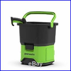 Greenworks Nettoyeur haute pression sans fil sur batterie DC 40V sans