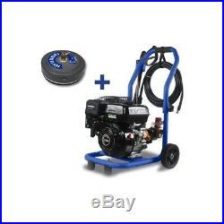 HYUNDAI Nettoyeur haute-pression Thermique 210 bar 7 hp 545 L/h HNHPT210-AC-1