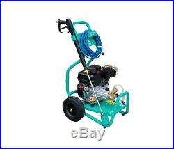 Imer Nettoyeur Haute Pression 190 bar à essence 4 temps 5,4ch HPSTAR 190-10