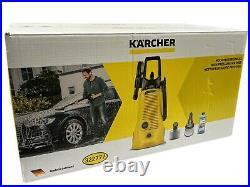K4 Kärcher Basique Haute Pression 1800 W Nettoyeur à Jet de Vapeur 130 BAR KHD4