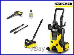 KARCHER K5 HOME Nettoyeur haute pression + HOME KIT- 145 bars 2100W