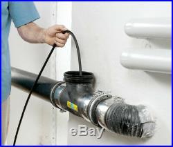 Kärcher Débouche canalisations 15 m accessoire pour nettoyeurs haute pression
