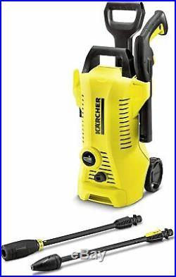 Kärcher K2 Full Control Nettoyeur Haute Pression 1400 W Flexible 4 m 110 Bars