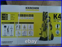 Kärcher K4 Full Control Nettoyeur Haute Pression Accessoire Jardin 130 Bars Neuf