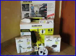 Kärcher K4 Full Control Nettoyeur Haute pression