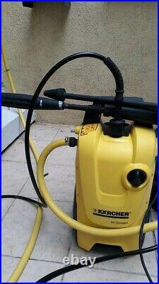 Kärcher K4 Full Control Nettoyeur Haute pression Très bon état, très peu servi