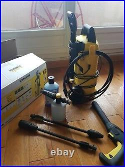 Kärcher K 2 Full Control 110 Bar 1400W Nettoyer Haute Pression