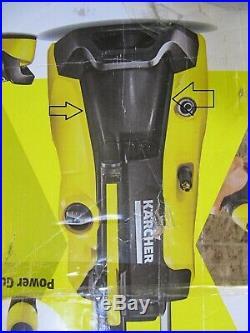 Kärcher K 5 Full Contrôle Accueil Haute Pression 1.324-503.0 Facture D47236