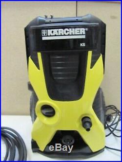 Karcher K 5 Nettoyeurs Haute Pression 2100w 1.180-633.0 Facture Y03718