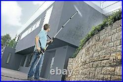 Kärcher Lance téléscopique haute pression 4 m spéciale toiture accessoire