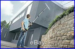 Kärcher Lance téléscopique haute pression 4 m spéciale toiture accessoire pou