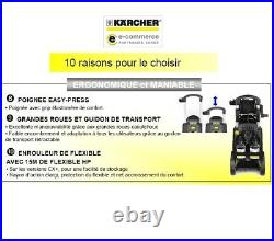 Kärcher Nettoyeur Haute Pression 130 bar 2700W HD6/13C+