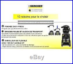 Karcher Nettoyeur Haute Pression 130 bar 2700W HD6/13C+