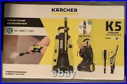 Kärcher Nettoyeur Haute Pression K5 Premium