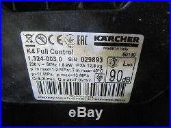 Kärcher Nettoyeur Haute Pression K 4 Full Control Home 1.324-003.0