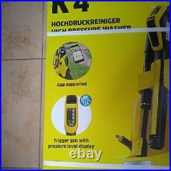 Kärcher Nettoyeur Haute Pression K 4 Power Control Support Intelligent App