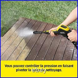 Kärcher Nettoyeur Haute Pression K 5 Power Control Home Support Intelligent par