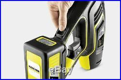 Kärcher Nettoyeur Haute Pression Khb 5 Batterie Set Avec 2.5 Ah Moyenne
