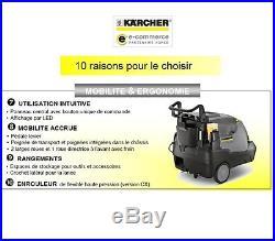 Karcher Nettoyeur Haute Pression Pro Eau chaude 3.6kW 560l/h HDS 6/14 C