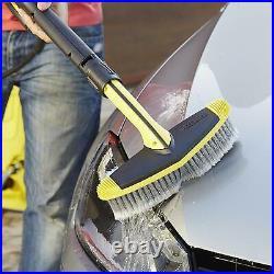 Kärcher Nettoyeur Haute Pression + Wb 60 Brosse Lavage Souple Full Control Plu