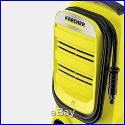 Karcher Nettoyeur haute pression 110bar débit 360L/h 1.4kW K2 Compact