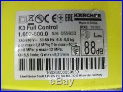 Kärcher Nettoyeurs Haute Pression K3 Full Contrôle 1.602-600.0 1600W Facture
