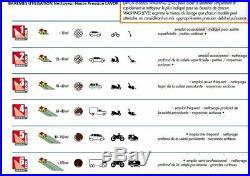 LAVOR Nettoyeur haute pression ECO ENERGY 160 Bars 2500W + brosse rotative