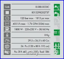 Lavor Nettoyeur haute pression 125 Bars 1800W 400L/h Marine 125