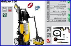 Lavor Nettoyeur haute pression 160 Bars 2500W 510L/h avec multiples ACCESSOIRE