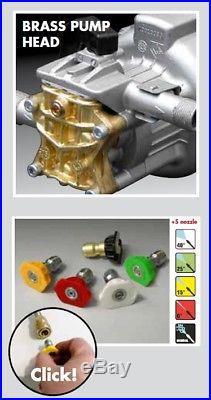 Lavor Nettoyeur haute pression 160 Bars 2800W 510L/h Vertigo 28 Plus